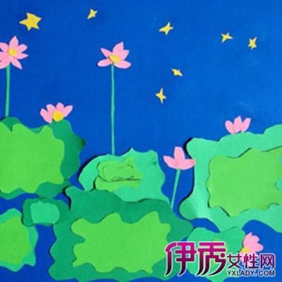【图】儿童卡纸剪贴画图片展示