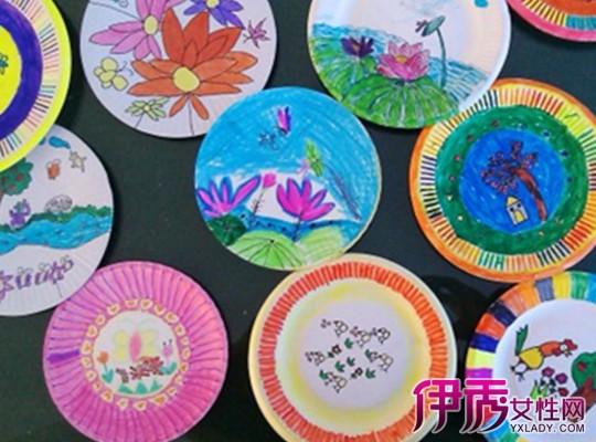 幼儿园纸盘创意图片大全 教你如何制作创意纸盘图片