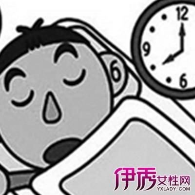 小朋友睡觉简笔画展示 一分钟教会小朋友简笔画