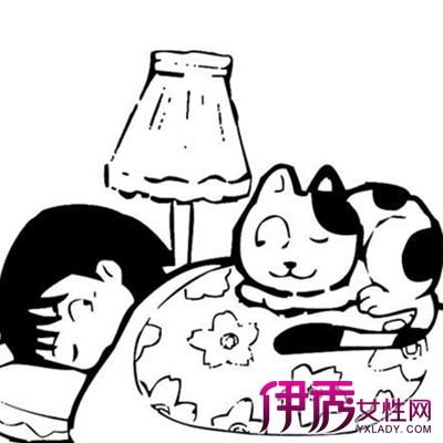 【小朋友睡觉简笔画】【图】小朋友睡觉简笔画展示