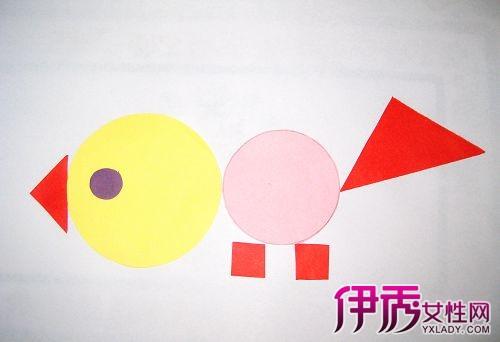 【幼儿园图形拼图图片】【图】幼儿园图形拼图