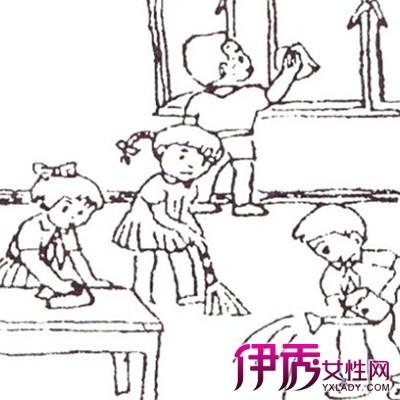 【幼儿擦桌子简笔画】【图】幼儿擦桌子简笔画展示