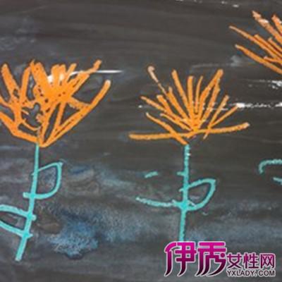 【大班幼儿画画作品】【图】大班幼儿画画作品一览