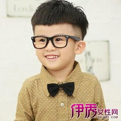 两岁宝宝发型设计展示图片
