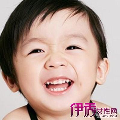 【二岁男棕色图片宝宝】【图】二岁男发型短发梨花系发型头宝宝图片