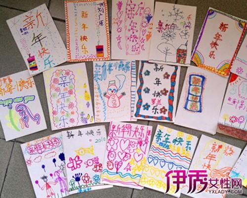 【图】幼儿新年手工作品欣赏