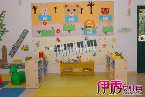 一:幼儿园中班区角游戏