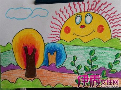 【幼儿园大班画画图片大全】【图】幼儿园大班画画