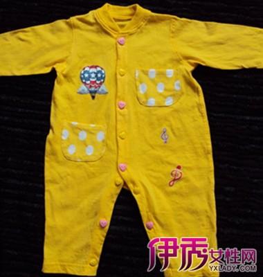 婴幼儿连体衣裁剪图大全 妈妈的最佳选择