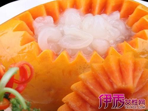 【孕妇能不能吃木瓜炖雪蛤】【图】孕妇能不能吃木瓜
