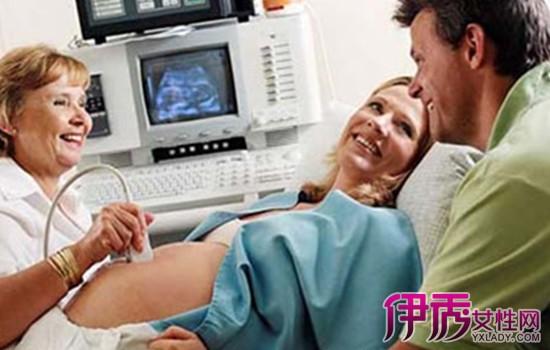 通过四维彩超可以知道胎儿性别, 我国禁止性别鉴定.-孕妇四维彩图片
