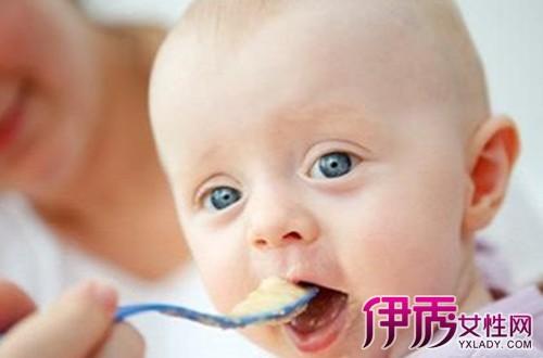 【宝宝五个月可以吃什么辅食】【图】宝宝五个