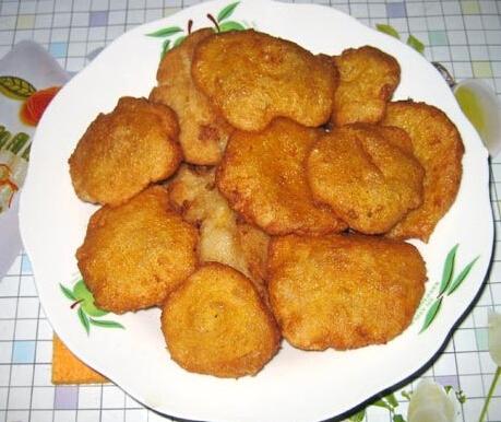 【图】红薯饼的做法大全图解