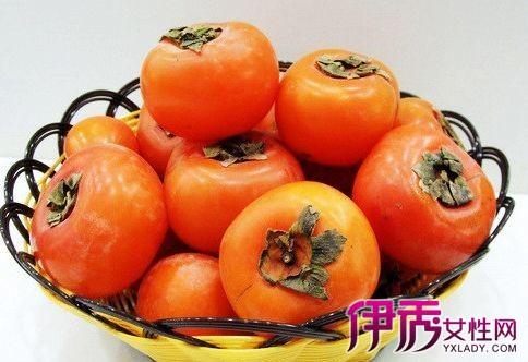 吃柿子的好处和坏处_食疗课堂吃柿子的好处和坏处大剖析3
