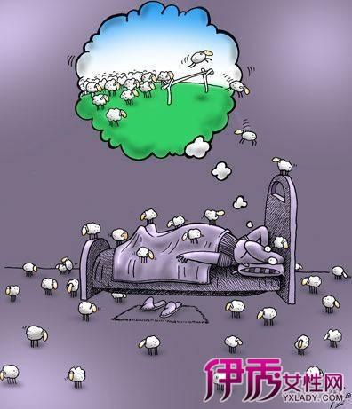 【失眠睡不着卡通图片】【图】失眠睡不着卡通图片