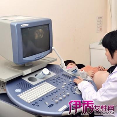通过四维彩超可以知道胎儿性别, 我国禁止性别鉴定.-照四维彩超图片