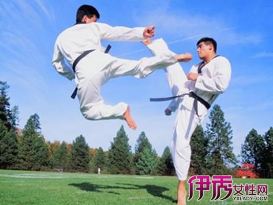【跆拳道基本功图解】【图】跆拳道基本功图解