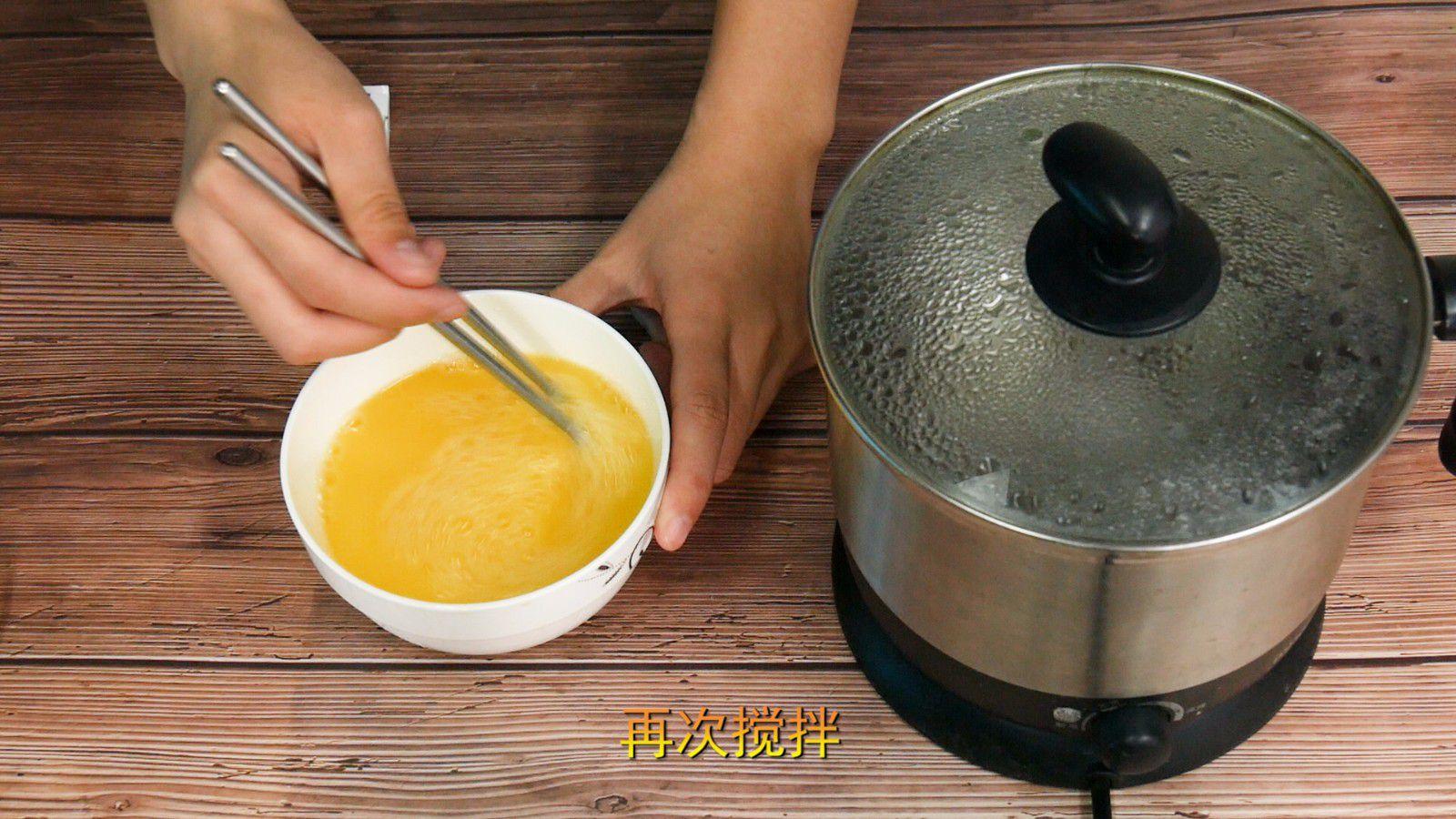 鸡蛋羹的做法很简单?没有这几步可就不鲜嫩了