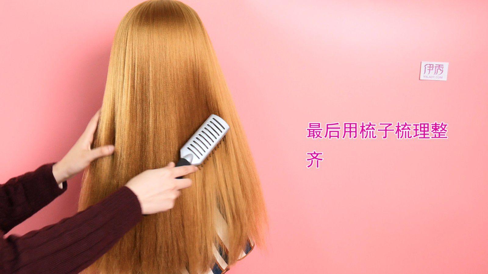 头发分叉怎么办|头发分叉|头发干枯|
