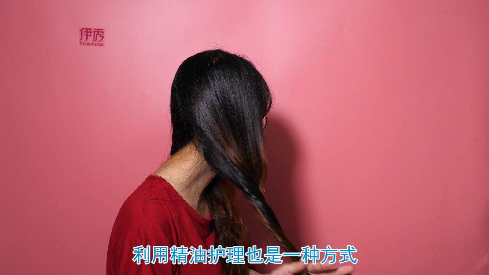 卷发怎么打理|卷发怎么打理|卷发|长发|